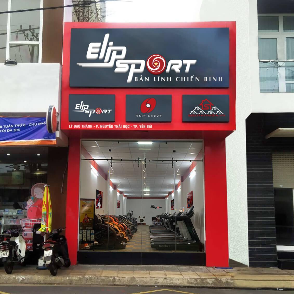 Chi nhánh Elipsport Yên Bái