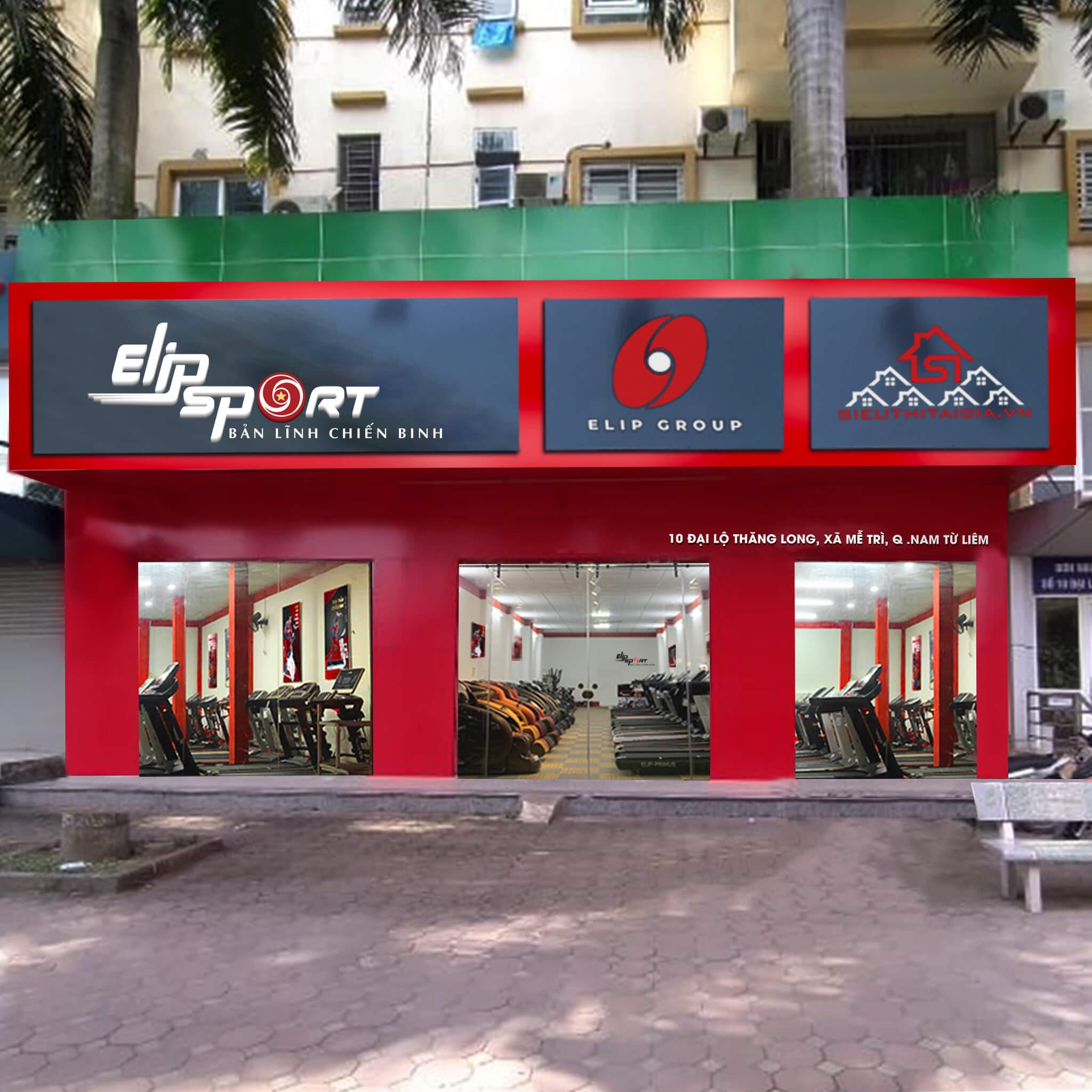 Hình ảnh của chi nhánh  Elipsport Từ Liêm - Hà Nội