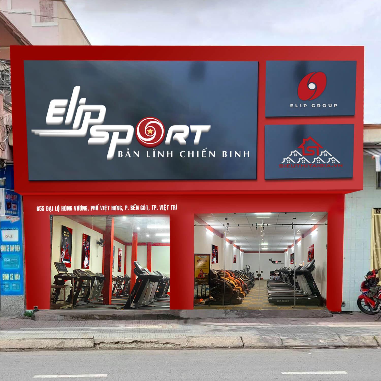 Hình ảnh của chi nhánh Elipsport Phú Thọ