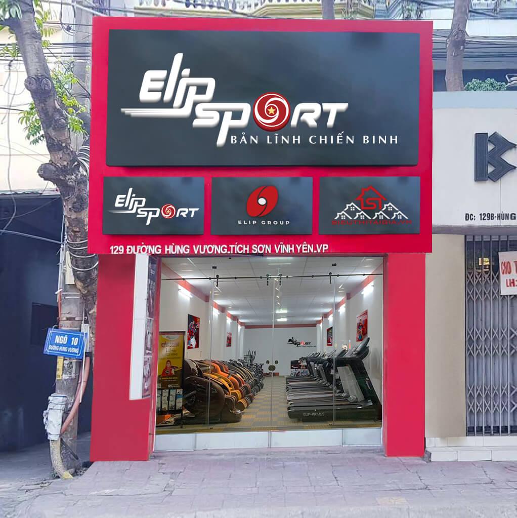Hình ảnh của chi nhánh Elipsport Vĩnh Phúc
