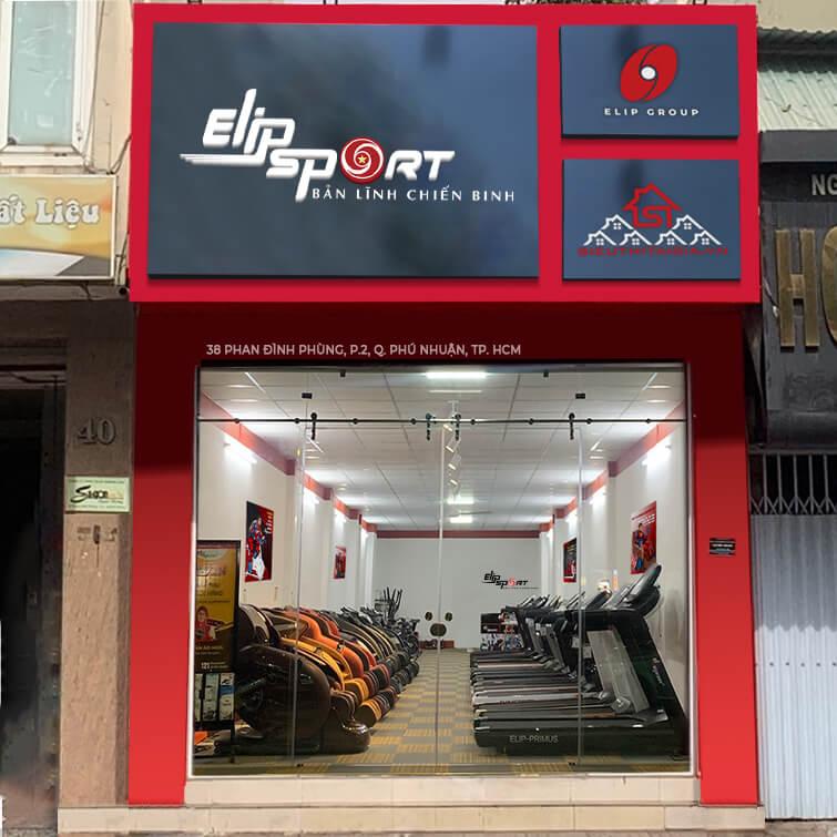 Hình ảnh của chi nhánh Elipsport Phú Nhuận - HCM