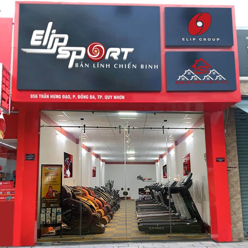 Hình ảnh của chi nhánh Elipsport Bình Định