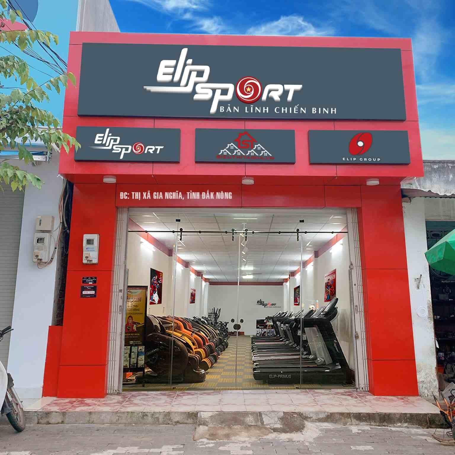 Chi nhánh Elipsport Đăk Nông