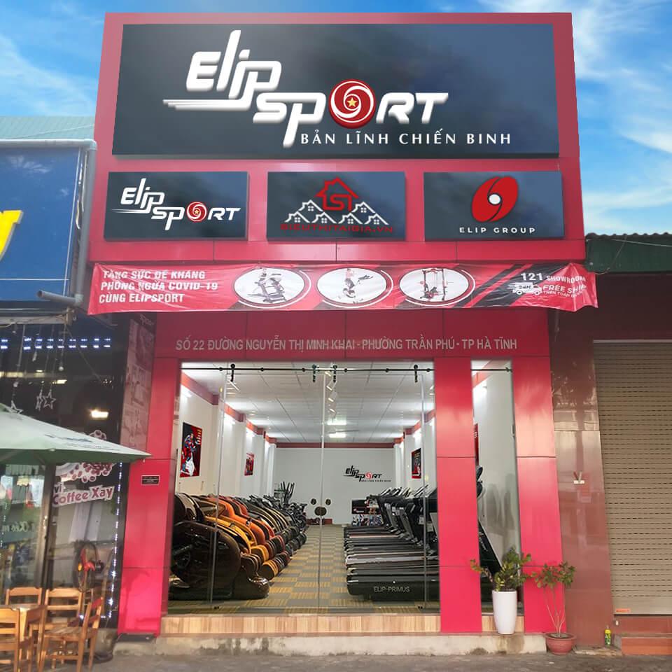 Hình ảnh của chi nhánh Elipsport Hà Tĩnh