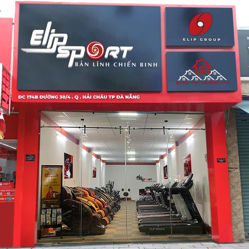 Hình ảnh của chi nhánh  Elipsport Đà Nẵng Q.Hải Châu