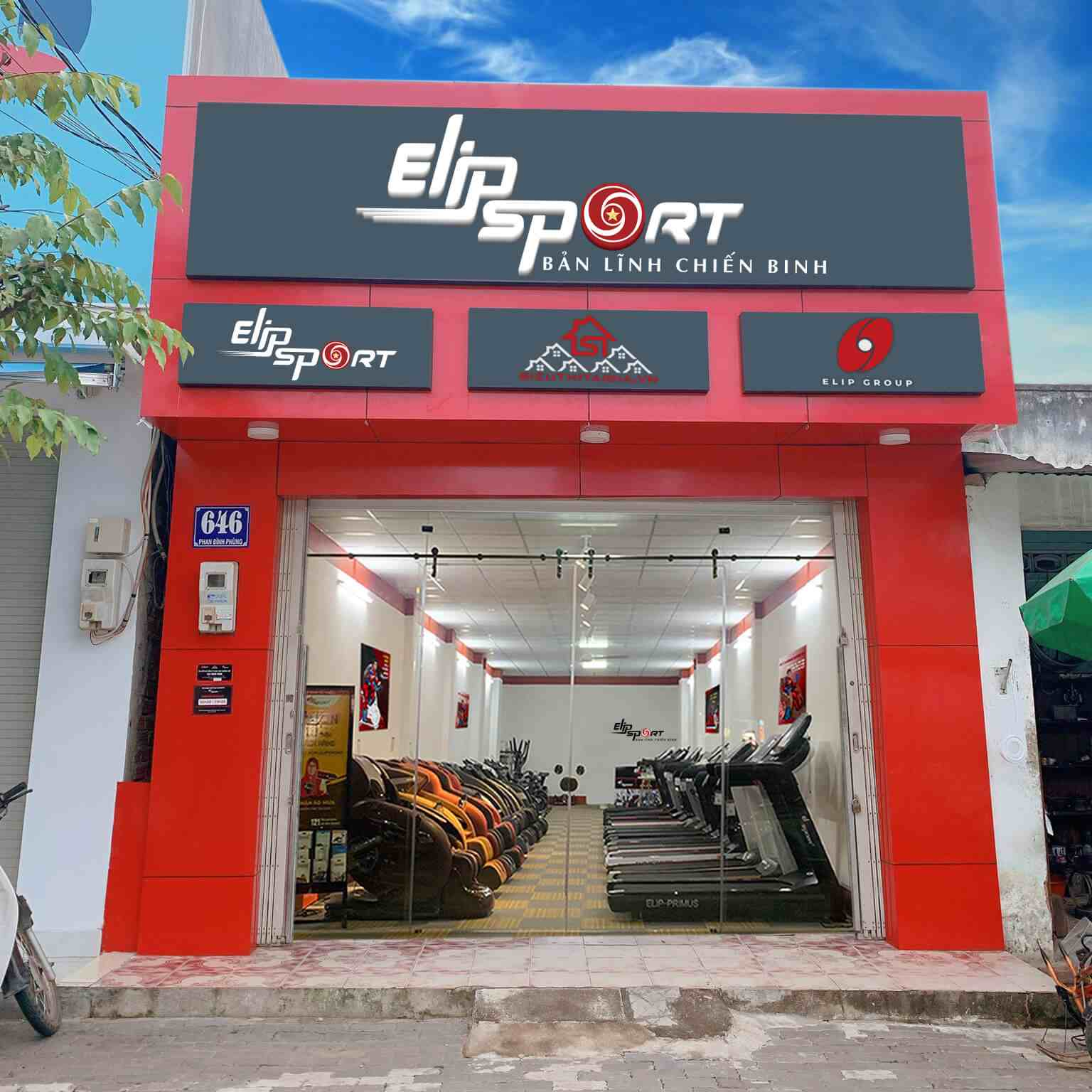 Hình ảnh của chi nhánh Elipsport Kon Tum