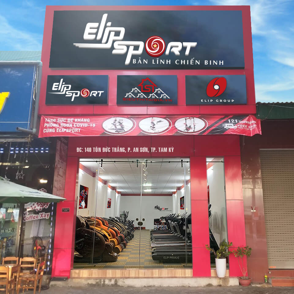 Hình ảnh của chi nhánh Elipsport Quảng Nam