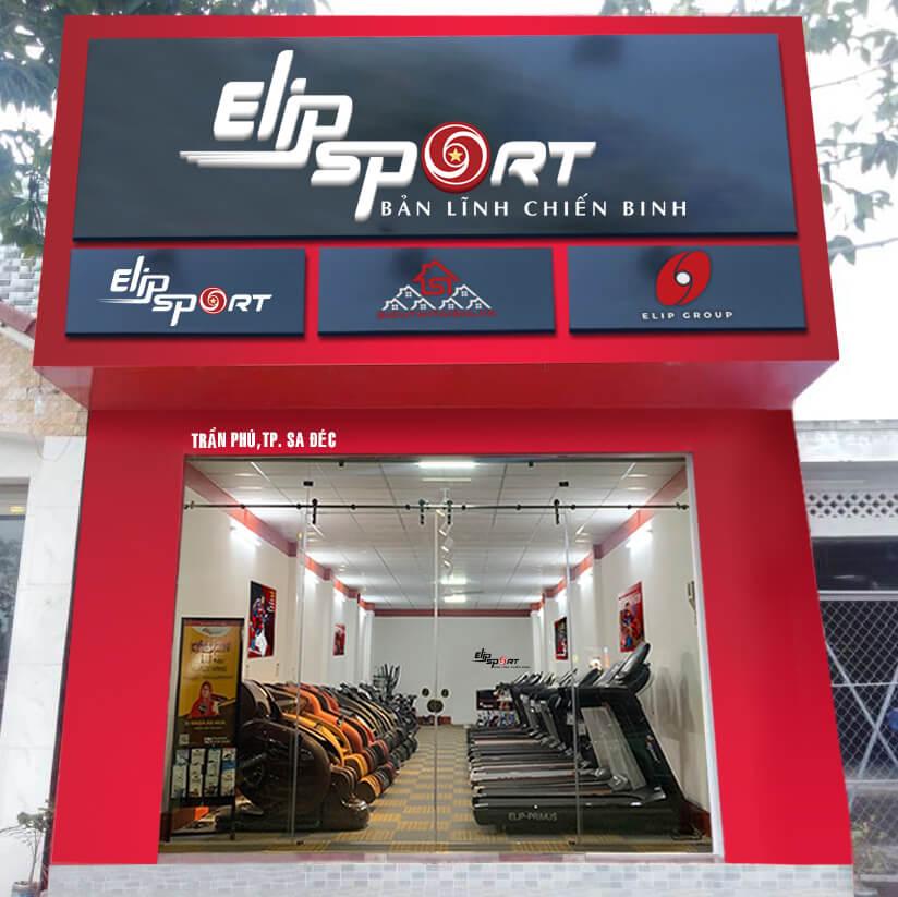 Chi nhánh Elipsport Tp.Sa Đéc