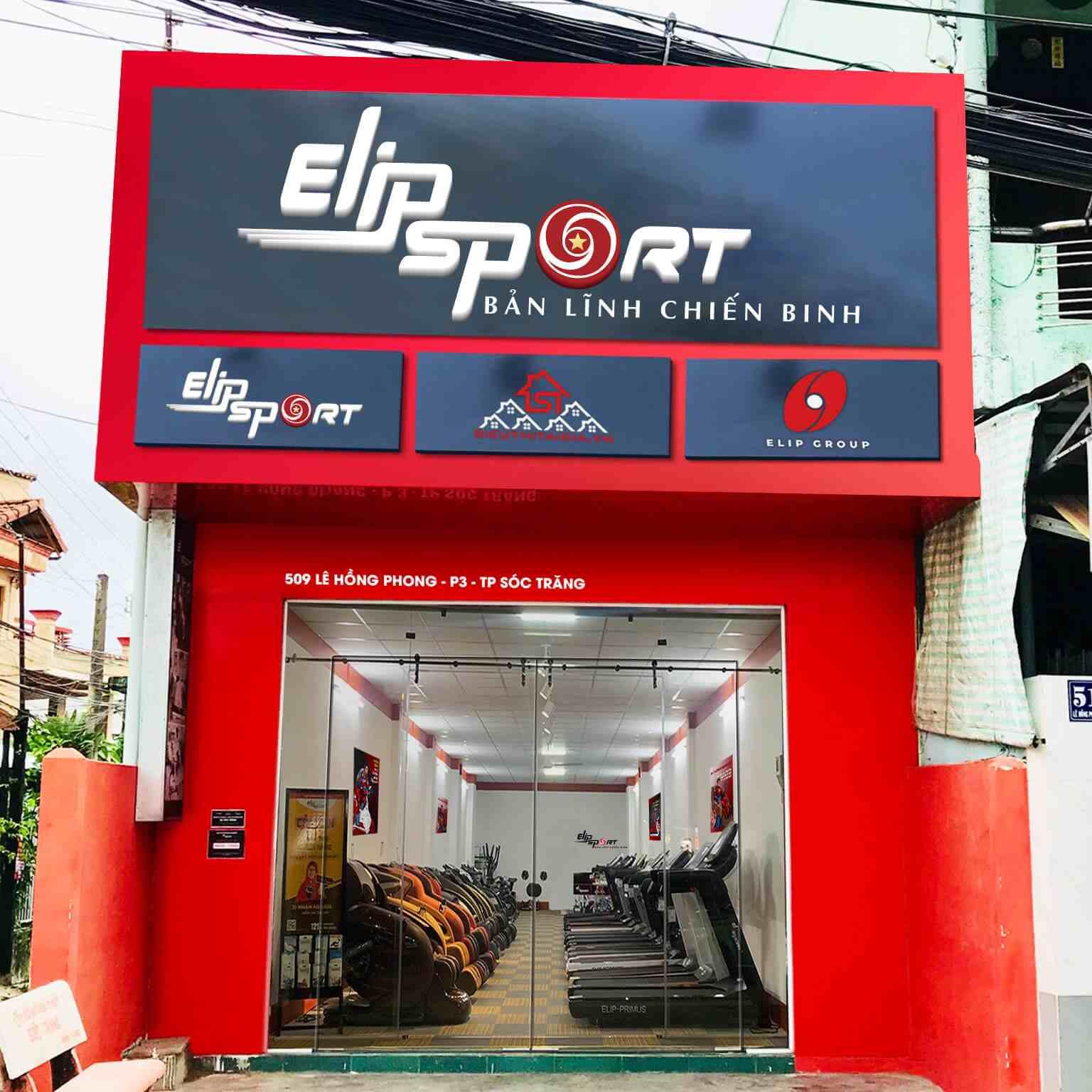 Hình ảnh của chi nhánh Elipsport Sóc Trăng