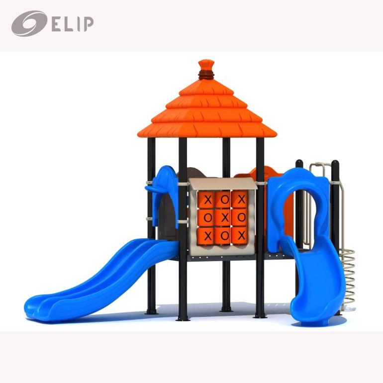 Ảnh sản phẩm Cầu trượt liên hoàn Elip - H
