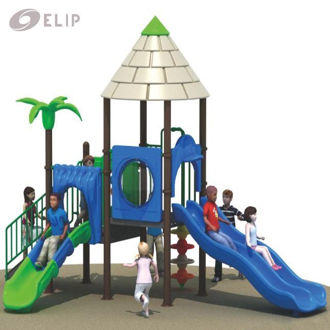 Ảnh sản phẩm Cầu trượt liên hoàn Elip - L