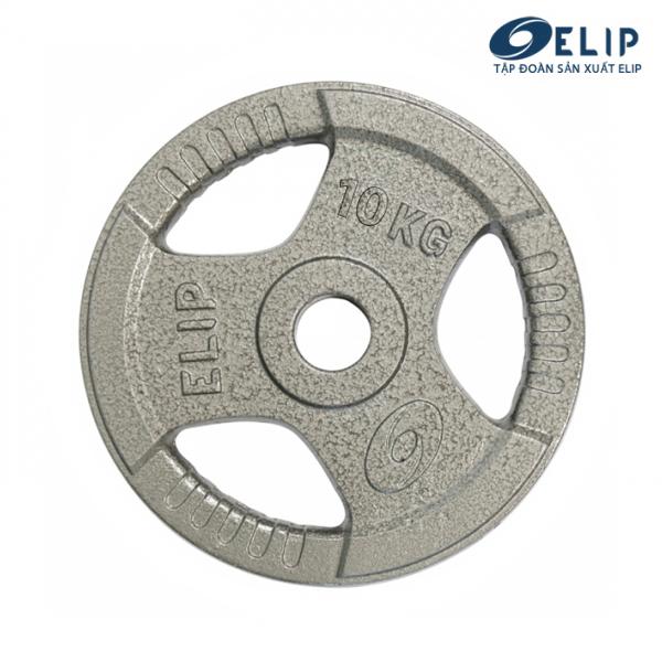 Ảnh sản phẩm Tạ Gang Elip Rubic Phi 50-10Kg