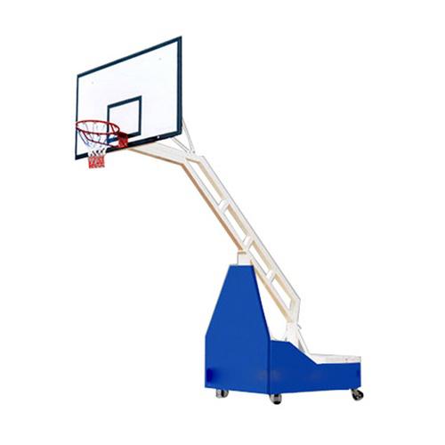 Ảnh sản phẩm Trụ bóng rổ di động-xếp Elip ED04