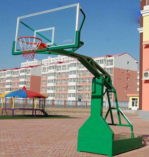 Ảnh sản phẩm Trụ bóng rổ Elip ET02