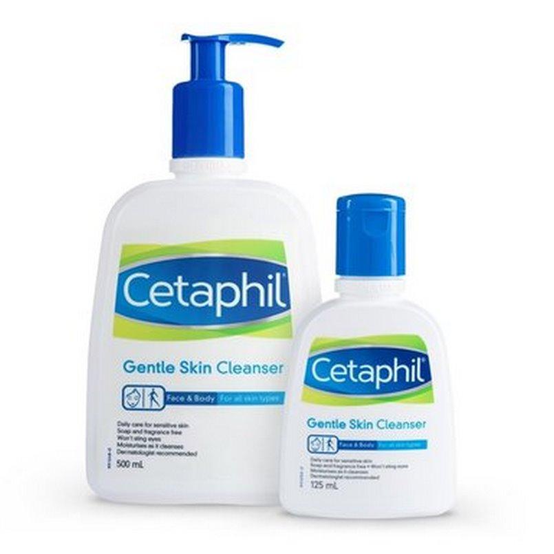 Sữa rửa mặt trị mụn Cetaphil gentle Skin Cleanser