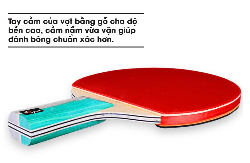 Vợt Bóng Bàn ELIP Rubber - Elipsport.vn
