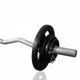 Ảnh sản phẩm Đòn tạ Gym Elip Zic Zắc 1.2m