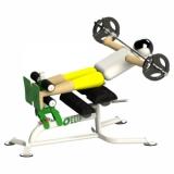 Ảnh sản phẩm Máy tập cơ lưng bụng Elip Gym YL45