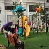Ảnh sản phẩm Sân chơi công viên Elip Nova