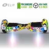 Ảnh sản phẩm Xe Điện Tự Cân Bằng Elip Style - Pin Samsung - Yellow