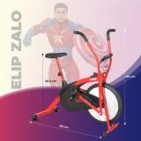 Ảnh sản phẩm Xe đạp tập đa năng ELIP Zalo