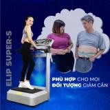 Ảnh sản phẩm Máy Rung Gym Elip Super-S