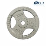 Ảnh sản phẩm Tạ Gang Elip Rubic Phi 28-3Kg