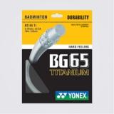 Ảnh sản phẩm Cước Đan Yonex String BG65 Titanium
