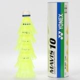 Ảnh sản phẩm Ống Cầu Lông Nhựa Yonex MAV 10-Vàng