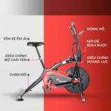 Ảnh sản phẩm Xe đạp tập ELIP Sport