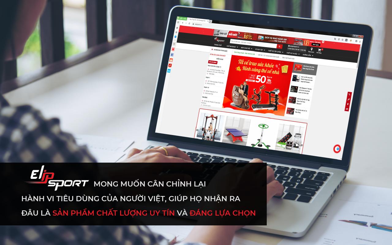 Elipsport sản phẩm tiêu chuẩn quốc tế, dịch vụ số 1 Việt Nam - ảnh 3