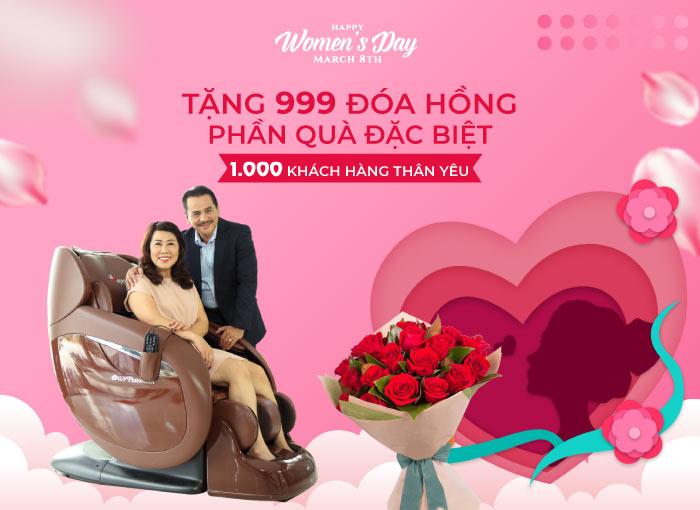CEO Elipsport dành tặng 999 đóa hồng và một phần quà đặt biệt cho 1.000 khách hàng thân yêu ngày 8-3 - ảnh 2