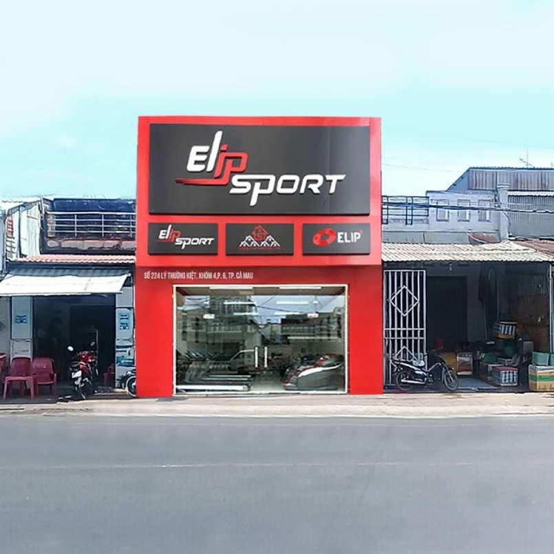 Hình ảnh của chi nhánh Elipsport Cà Mau
