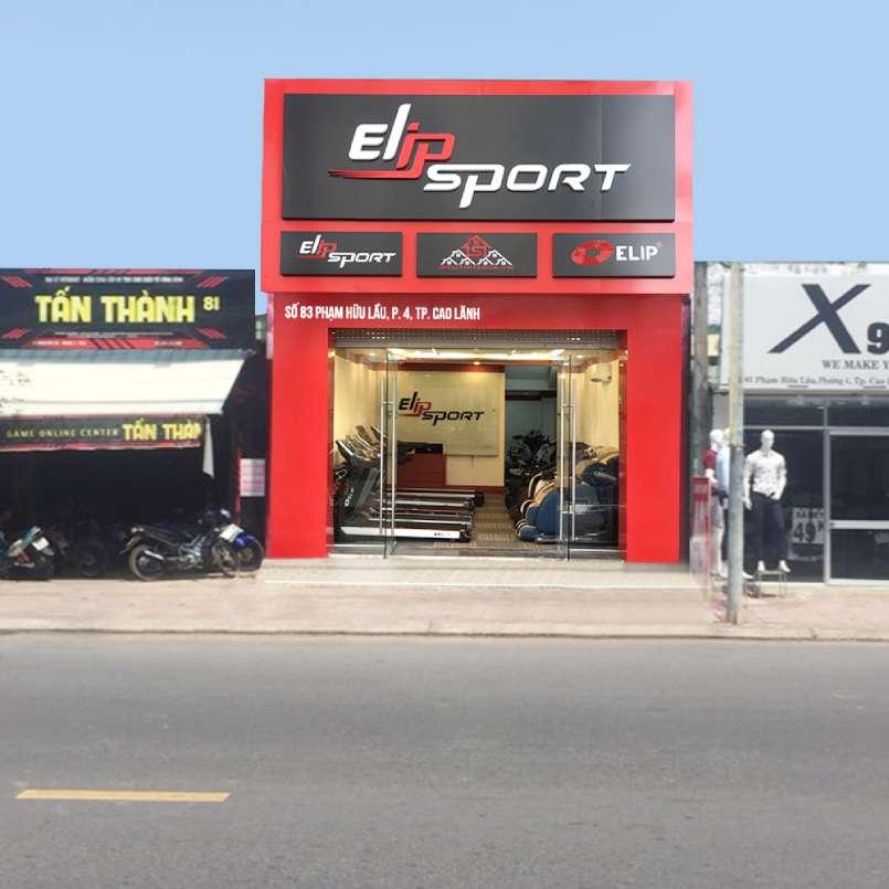Chi nhánh Elipsport Đồng Tháp