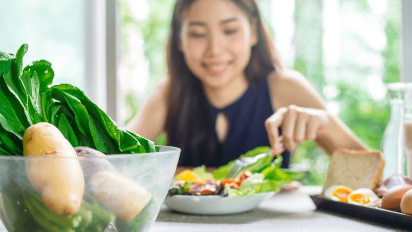 những món ăn đêm để tăng cân