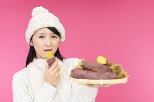 Ăn khoai lang để tăng cân