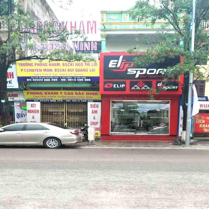 Chi nhánh Elipsport Bắc Ninh