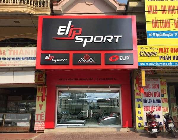 Elipsport bán bàn bóng bàn tại vinh