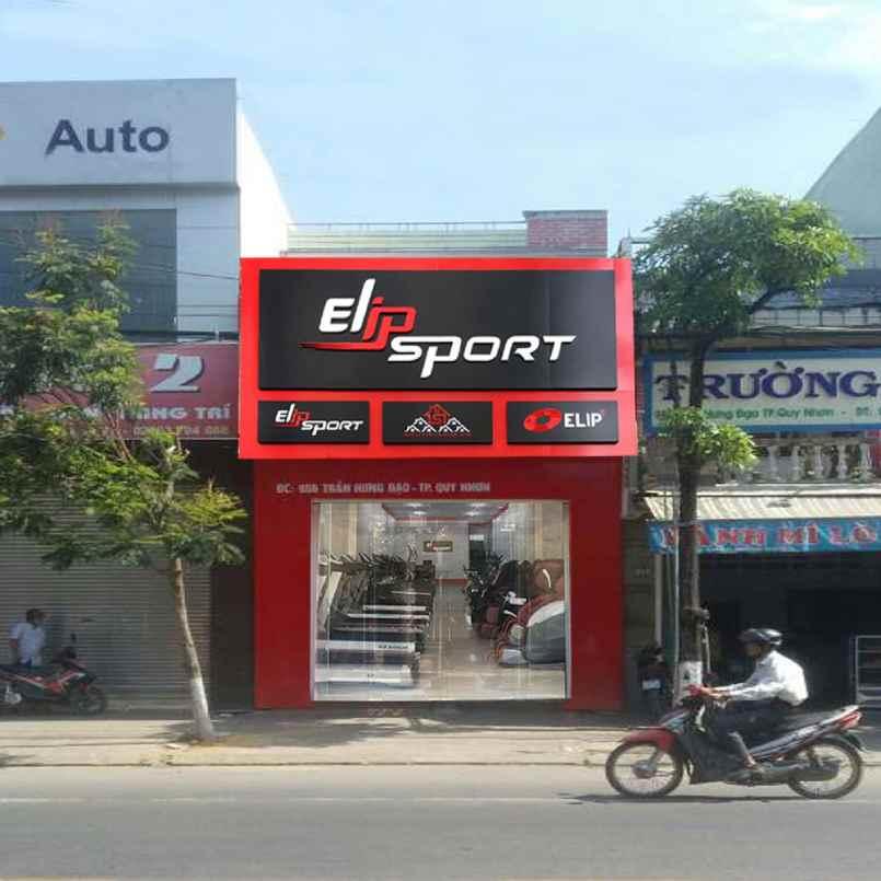 Chi nhánh Elipsport Bình Định