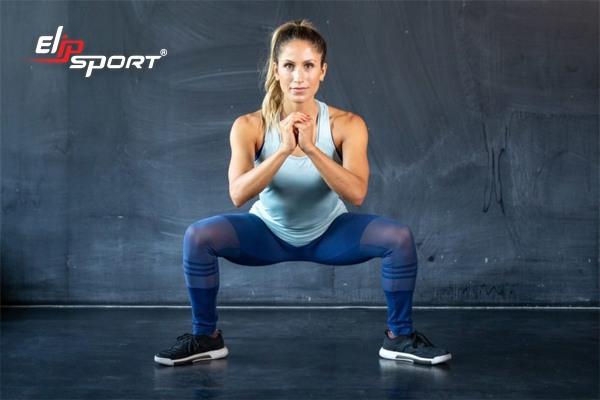 các bài tập squat