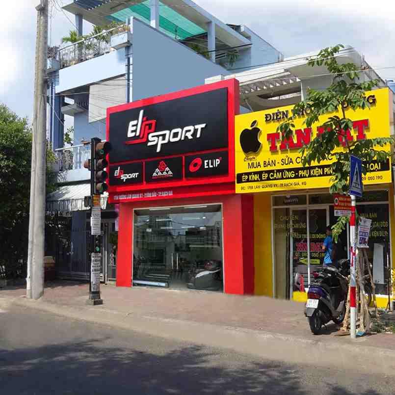 Chi nhánh Elipsport Kiên Giang