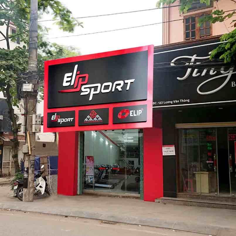 Cửa hàng Elipsport Lào Cai