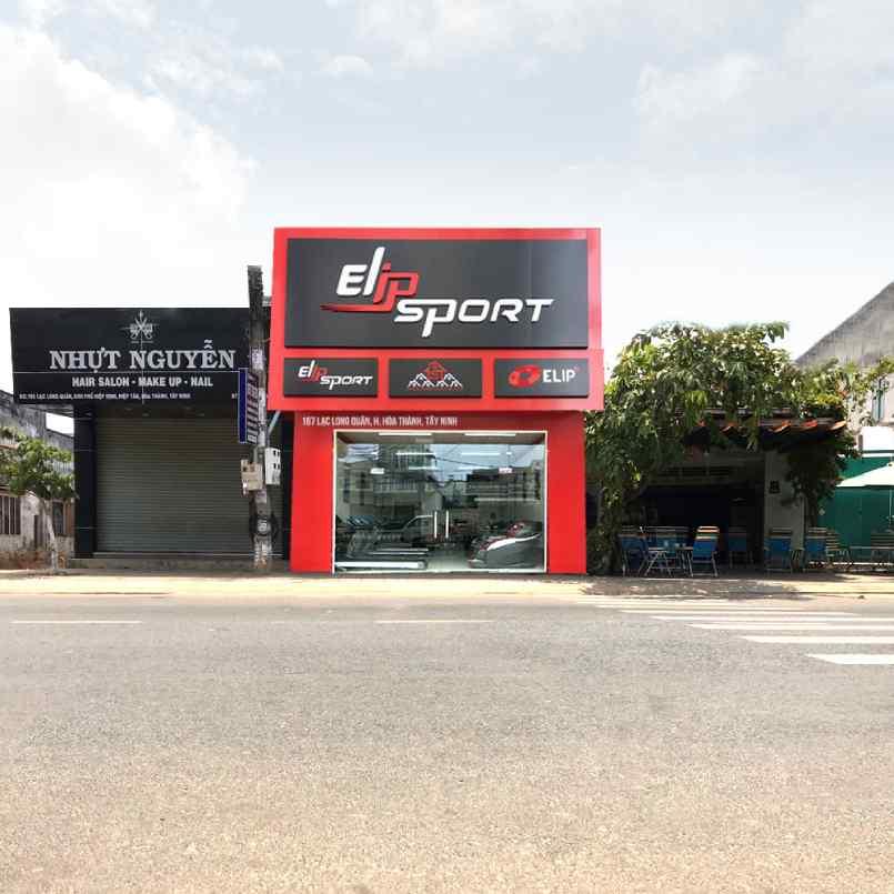 Chi nhánh Elipsport Tây Ninh