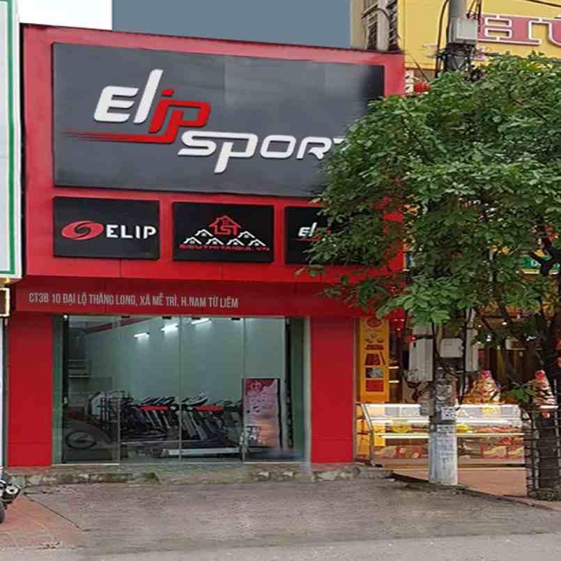 Chi nhánh  Elipsport Từ Liêm - Hà Nội