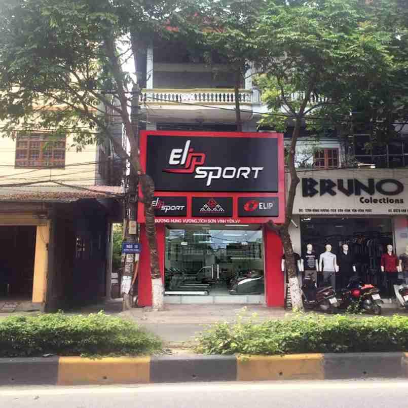Chi nhánh Elipsport Vĩnh Phúc