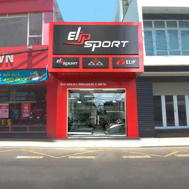 Hình ảnh của chi nhánh Elipsport Tp. Vũng Tàu