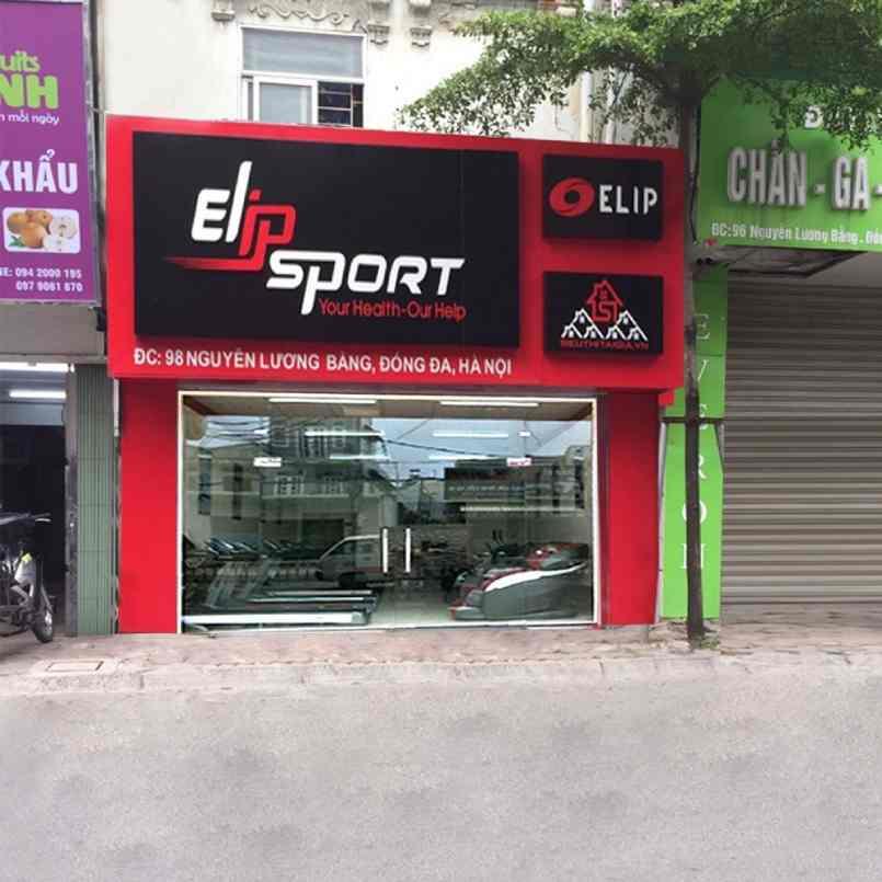 Hình ảnh của chi nhánh Elipsport Đống Đa - Hà Nội