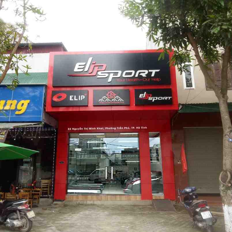 Chi nhánh Elipsport Hà Tĩnh