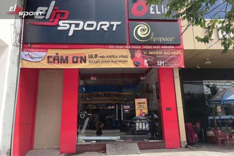 Cửa hàng bán máy chạy bộ TP. Biên Hoà, Đồng Nai