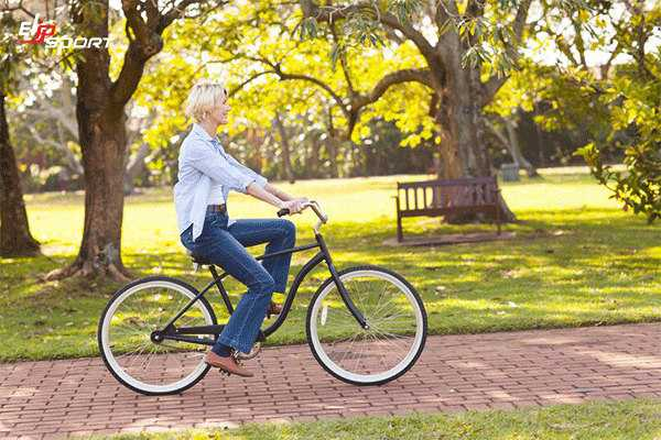 đạp xe nhiều gây vô sinh
